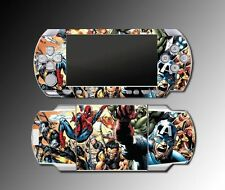 Amazing Spider-Man Video Mutant Avengers Hulk Game SKIN Cover #3 Sony PSP 1000