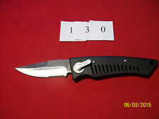 rare NIB new Zelco folding knife collector's collectable Hunters Edge ball lock