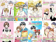 Hana-Kimi Series Collection Set 1-24 in 8 Omnibus English Manga by Hisaya Nakajo