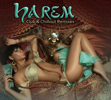 Harem: Club and Chillout Remixes - Belly Dance World Music (New 2014 CD Release)