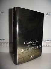 LIBRO Charlotte Link GIOCHI D'OMBRA ed.2014 Traduzione Gabriella Pandolfo