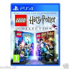 Lego Harry Potter Collection Game for Sony PS4 PlayStation 4 NEW & SEALED