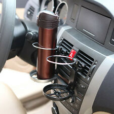 Car Truck Auto Wind Air Outlet Cup Bracket Bottle Drink Holder Folding Tray
