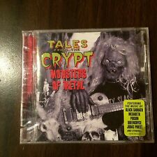 Tales From The Crypt'monsters Of Metal' lack Sabbath,pantera,megadeth,dio