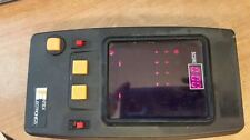 Vintage Retro Entex Space Invaders Handheld Arcade Game Japan Tested 1980