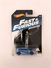 Hot Wheels Fast And Furious 8 Collection Car 8/8 Subaru WRX STI NEW!!!