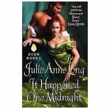 It Happened One Midnight (Pennyroyal Green), Long, Julie Anne, Good Condition, B