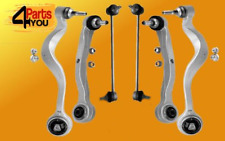 front SUSPENSION BMW E60 E61 BALL JOINT bush arms wishbone hight quality kit set