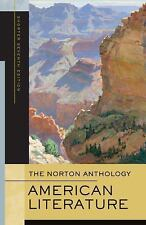 The Norton Anthology of American Literature (2007, Paperback)