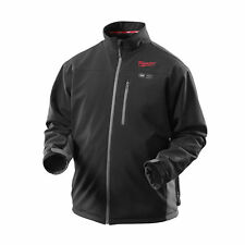 Milwaukee M12HJBL2-0 12v Premium Heated Black Jacket Medium