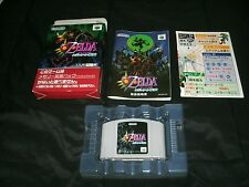 Legend of Zelda: Majora's Mask Nintendo 64 Japanese Import