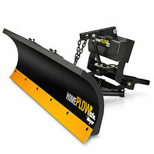 """Meyer Home Plow (80"""") Power Angle Full Hydraulic Snow Plow"""
