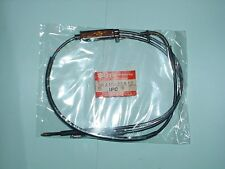 Suzuki RG500 Gamma NOS Starter Cable RG400 Walter Wolf Racing NEW Choke Cable