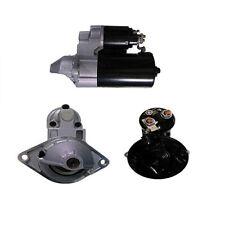 OPEL Zafira 1.8 16V Starter Motor 2000-2005 - 15509UK