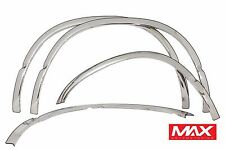 FTDO207 - 02-09 Dodge Ram 2500 3500 Dually Models Stainless Steel Fender Trim
