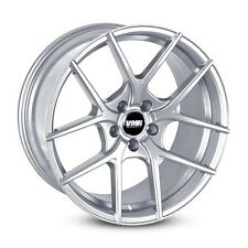 VMR V803 19x9.5 5x120 +45 Hyper Silver Flow Formed Wheels (Set of 4)