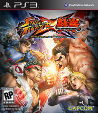 Street Fighter X Tekken Ps3 (no disco, juego-digital)