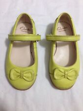 Girls Clarks First Shoes Size 5 F