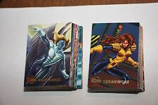 1996 Marvel Ultra Onslaught Complete Base Set 100