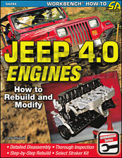 How to Rebuild and Modify Jeep 4.0 Engine 1987-2006 Cherokee Wrangler Grand 242