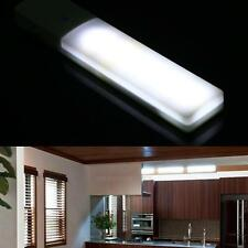 6LED PIR Motion Sensor Cabinet Wardrobe USB Rechargeable Kitchen Wall Lamp Light