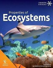 NEW! God's Design for Chemistry & Ecology: Properties of Ecosystems 2016 Grade 1