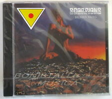SCORPIONS - DEADLY STING - CD Sigillato
