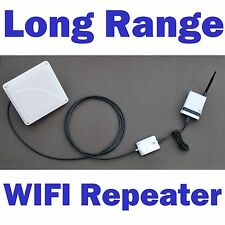 SuperLinxs 802.11N WIFI Extender Repeater Antenna Router Combo RPKN-DRP33V15-M