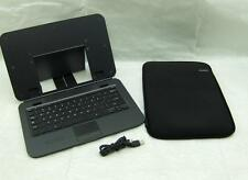 "Kuno USB Universal Tablet Keyboard Trackpad 13"" x 8.75"" Neoprene Sleeve & Cable"