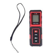 Mini Digital Handhold Portable Laser Distance Meter Range Finder Measure F7