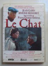 DVD LE CHAT - Jean GABIN / Simone SIGNORET - Pierre GRANIER-DEFERRE