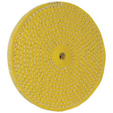 Sisal Buffing Wheel 150mm - 5 Layers of Sisal Fibre polishing/grinding