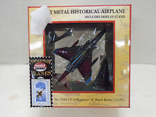 MODEL POWER POSTAGE STAMP PLANES #5384-2 F-4 PHANTOM II BLACK BUNNY NEW IN BOX