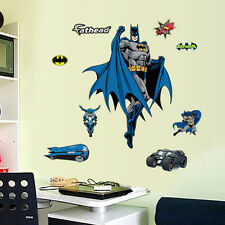 Batman Kids room decals kids gift Quote decor Wall sticker mural boys room decor