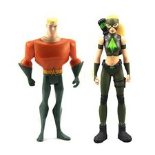 2 DC Universe Young Justice League Aquaman & Artemis 4'' action Figure FK375