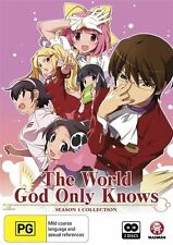 The World God Only Knows Season 1 Collection DVD NEW