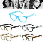 Men Women Vintage Eyeglass Frame Glasses Spectacles Clear Lens Optical EyewearFL