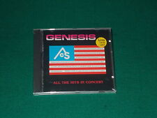 Genesis ‎– All The Hits In Concert