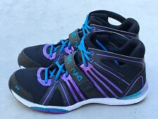 RYKA Tenacity High Top Training Dance Workout Shoes Women's Size 9 M