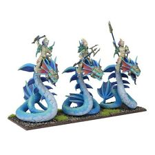 Mantic Kings of War BNIB Forces of Nature - Naiad Wyrmrider Regiment MGKWN402