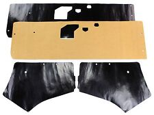Mustang Door Panel Watershields Convertible 1969 - 1970 - Repops