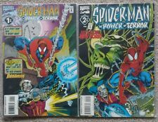 Spider-Man: The Power Of Terror #1 & #2 (1995)