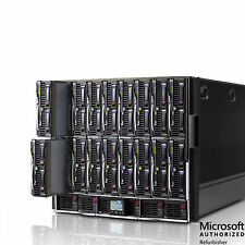 HP C7000 Blade System Center 1024GB RAM 16x BL460c G5 2x Quad Core 2.66GHz RAM