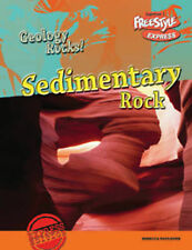 Sedimentary Rock (Geology Rocks!), Rebecca Faulkner, New Book