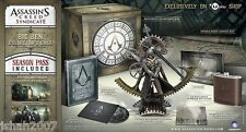 Assassin's Creed Syndicate Big Ben Collectors Case Edition Playstation 4 PS4 NEW