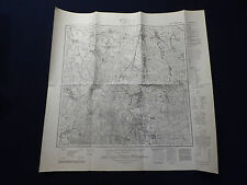 Landkarte Meßtischblatt 4353 Döbern, Gr. Kölzig, Cottbus / Sorau, von 1942