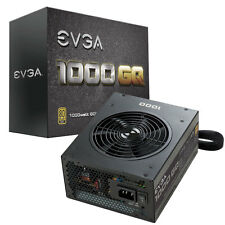 EVGA 1000gq 100w Gaming PC PSU Alimentatore Modulare 80 PLUS GOLD VENTOLA 120mm
