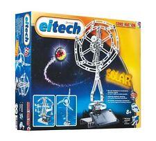 Eitech Deluxe Solar Metal Construction Building Set Toy 210 Parts C78