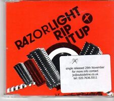 (EX806) Razorlight, Rip It Up - 2004 DJ CD