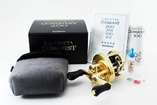 [Mint] Shimano CALCUTTA CONQUEST 200 RH Baitcasting Reel from Japan #528